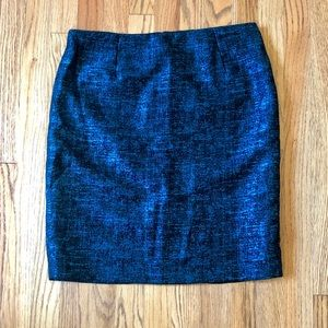 The Limited above knee Pencil skirt